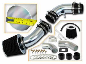 RAM AIR INTAKE KIT+ BLACK DRY FILTER FOR 95-97 Ford Ranger / Mazda B2300 2.3L L4