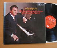 ASD 2483 Emil Gilels Schubert Moments Musicaux Schumann Nachtstucke NEAR MINT