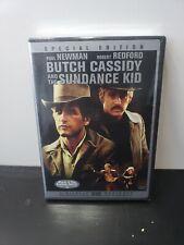 Butch Cassidy and the Sundance Kid (Dvd,1969)