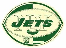 NEW YORK JETS  NFL AFL Football  Vintage Style 1960's Travel Decal Sticker Label