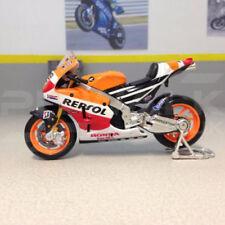 Pressed Steel Honda Diecast Motorcycles