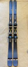 New listing Salomon Scream 8 Pilot skis 170cm w/ Salomon S810 Pilot adjustable ski bindings
