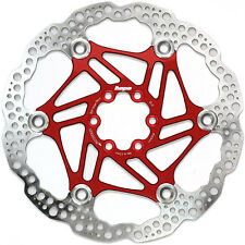 Hope 180mm 6 Bolt Floating Disc Rotor Red - Brand New