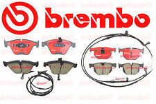 Brembo  Front and Rear Disc Brake Pads  For BMW