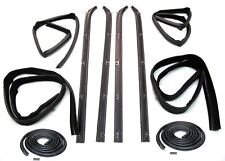 Fairchild Industries Belt Weatherstrip--Window Channel--Door Seal Kit KD1002-10A