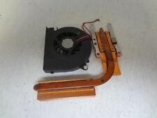 HP Compaq nx6310 413696-001 Heatsink + Cooling Fan Tested and Working!