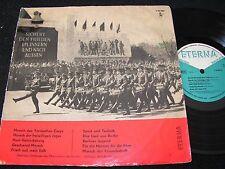 """ZENTRALES ORCHESTER DES MDI Ltg. WILLI KAUFMANN / DDR 10""""EP 1963 ETERNA 710004"""