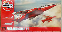 Folland Gnat T.1 RAF - Airfix Kit 1:72 - 02105 Nuovo