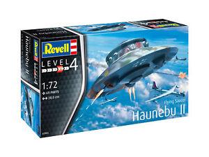 REVELL 1/72 Haunebu II Volant Soucoupe #03903