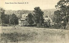 A View of the Yama Farms Inn, Napanoch NY