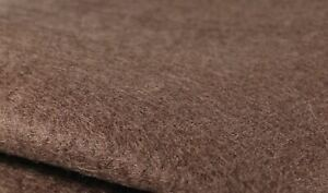 100% Wool Felt - Brown Sugar