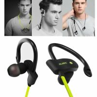Sport Wireless Bluetooth Headphones In Ear Headset Stereo Earbuds for Iphone X 8