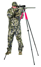 BOG-POD RLD-3 Shooting Stick Gun Rest Tripod Rifle Stand For Deer Hunting Kit