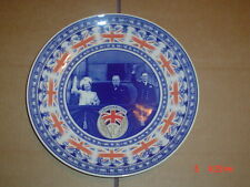 Wedgwood Commemorative Plate World War 2 1945 to 2005