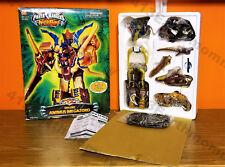 Power Rangers Wild Force DX Animus Megazord (Complete)