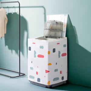 Machine à laver Cover Top Load Poussière Housse/Housse de protection