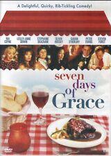Seven days of Grace (DVD) Brand New