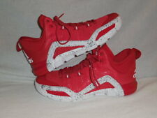8093f25d733 ADIDAS CRAZYQUICK 3 MID RED WHITE MEN S SIZE 14