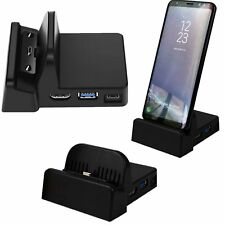 Extension Carry Charging Dock Case Station For Samsung Galaxy S8/S8+/Note 8