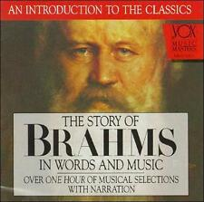 The Story of Brahms in Words and Music, New Music