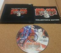 Tekken 3 Collectors Edition Playstation Demo - SCED-01146 - PS1