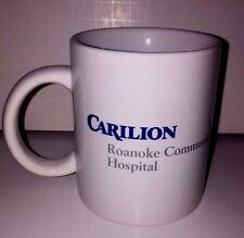 COFFEE MUG:  CARILION Roanoke Community Hospital - Roanoke, VA