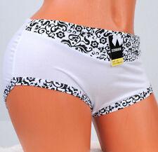 DONMANI High Cut Brief SUPER SOFT stretch Panties Many Colors Sz XXL XXXXL