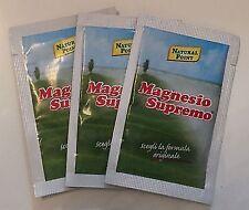 Magnesio Supremo Natural Point 32 x Bustine di Magnesio