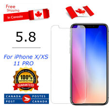 tempered Glass Screen Protector iPhone X XS 11PRO  Pro-Glass