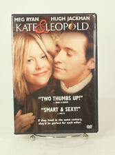 Kate & Leopold  Used  DVD  MC4B