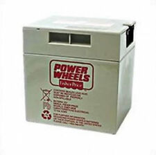 Fisher Price Power Wheels Barbie Jammin Jeep L7820 Original Battery