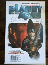 Planet Of The Apes Movie Adaptation Signed By Scott Allie 19/6500