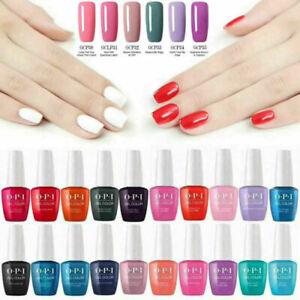 OPI Nail Art Gel Color Polish Soak-off UV/LED Manicure 155 Colors 15ml/0.5fl.oz