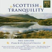 SCOTTISH TRANQUILLITY phil coulter (CD, album, 1992) piano & orchestral classics
