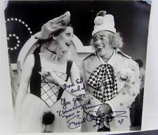 """Lucie Arnaz & Ed Sullivan Photo """"You Gotta Clown Around""""  COA Video Lucille Lucy"""