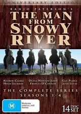 BRAND NEW The Man from Snowy River - The Complete Collection Season 1 - 4 DVD