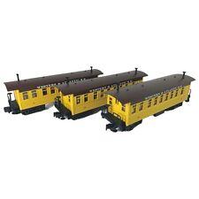 30-6400 MTH W.A.R.R. Overton Coach Set