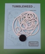 1949 Exhibit Tumbleweed pinball rubber ring kit