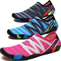 Womens Water Beach Swim Surf Yoga Shoes Aqua Socks Exercise Summer Outdoors Size