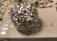 """Silpada R2983 Sterling Silver """"Swirly Girl Ring"""" Size 9 Dome Cut Out Ring $99"""
