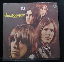 The Stooges - The Stooges LP VG+ 42 032 Elektra France 1972 Reissue Vinyl Record
