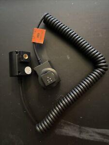 Godox Camera Flash Speedlite TTL Hot Shoe Sync Cable Cord-Canon/Nikon/ Sony