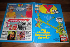 YPS Comic  # 22 mit:  FOTO-COMIC: BLACK BEAUTY + INDIANER (Hans Kresse) / 1976
