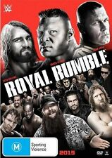 WWE - Royal Rumble 2015 (DVD, 2015) - Region 4