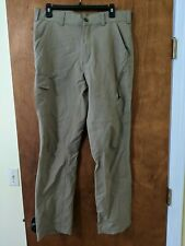 Pacific Trail Men's Stretch Cargo Pants (for hiking) (size 34 x 32)