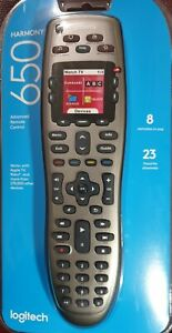 Harmony 650 Universal Remote Control