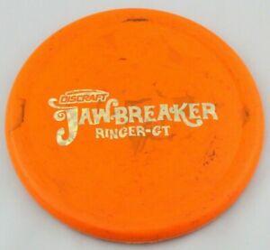 NEW Jawbreaker Ringer-GT 170-172g Putter Discraft Golf Discs at Celestial