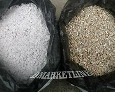 QUALITY PERLITE AND VERMICULITE  SEED STARTING MEDIUM FINE ONE GALLON OF EACH