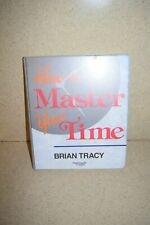 ^^ HOW TO MASTER YOUR TIME BY BRIAN TRACY NIGHTINGALE CONANT
