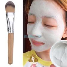 Women Bamboo DIY Beauty Makeup Skin Care Treatment Tool Facial Face Mask Brush